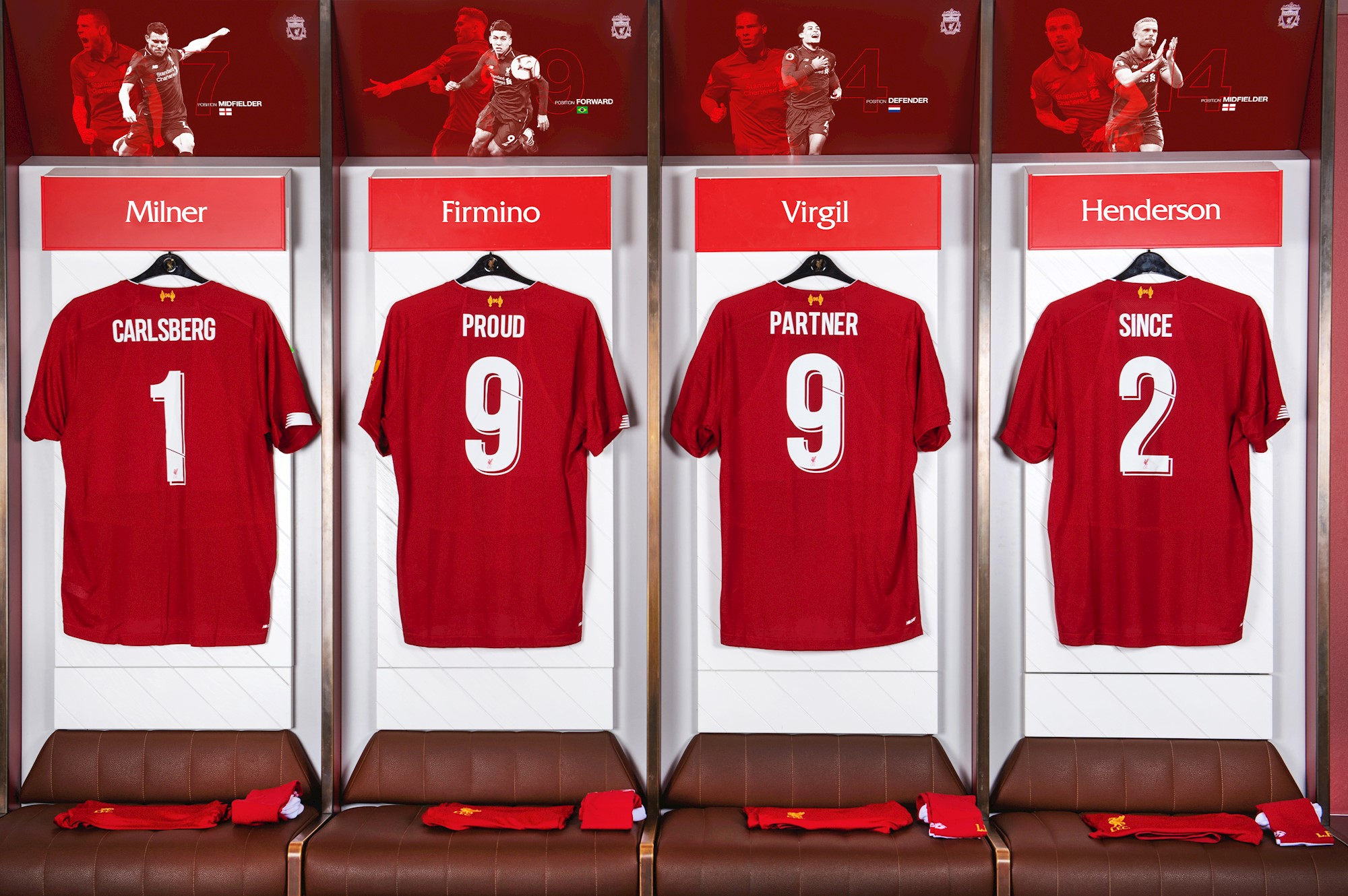 size 40 be630 45195 Newsroom » Carlsberg and Liverpool FC extend partnership to ...